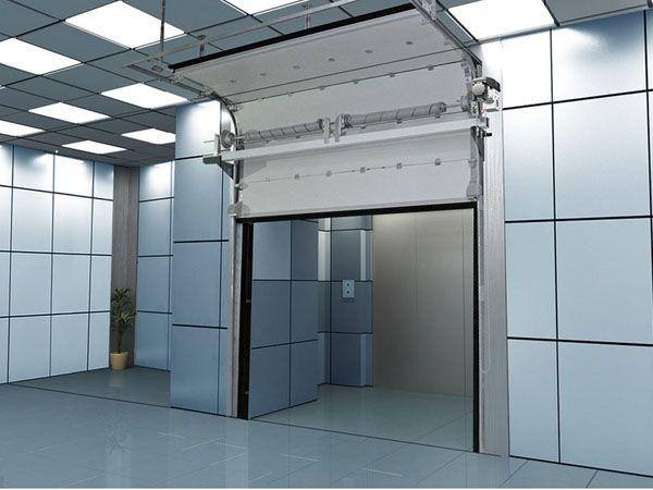 Промышленные ворота Екатеринбург