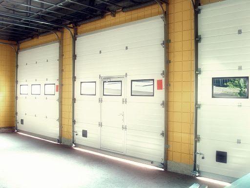 Промышленные ворота Alutech Екатеринбург