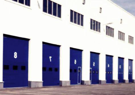 Промышленные ворота Doorhan Екатеринбург