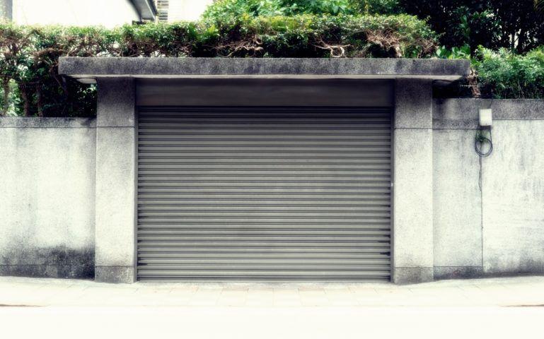 Рулонные гаражные ворота Екатеринбург
