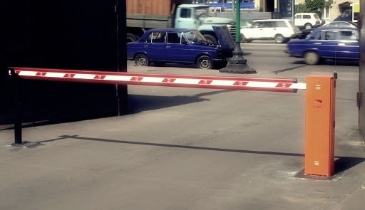 шлагбаум Екатеринбург