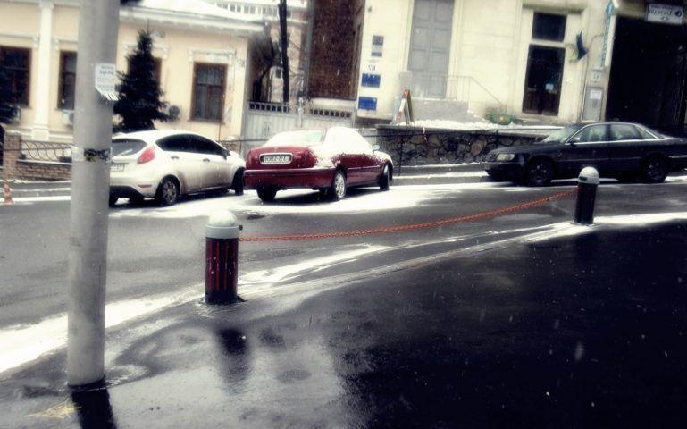Цепные барьеры Екатеринбург
